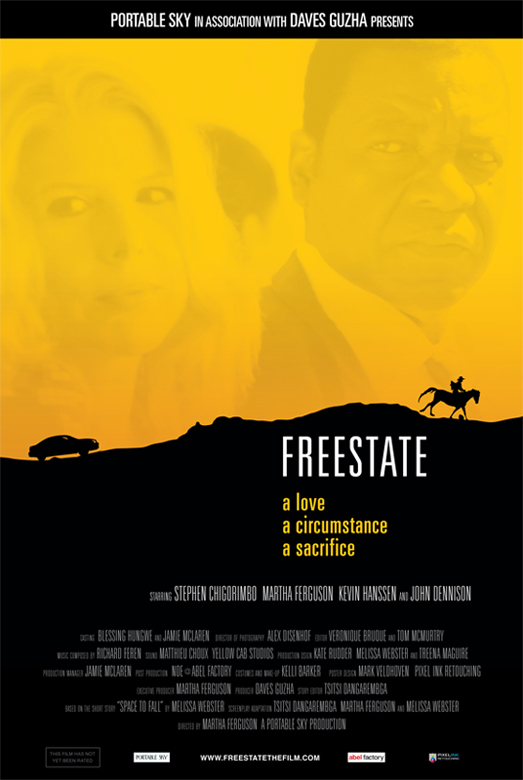 Freestate Movie Poster