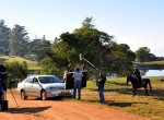 Freestate broken car scene